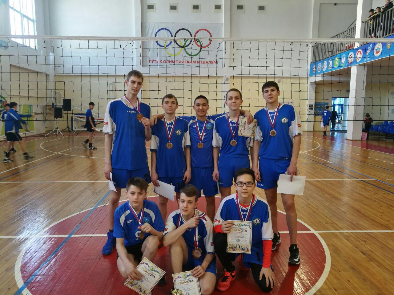 Первенство РС (Я) по волейболу