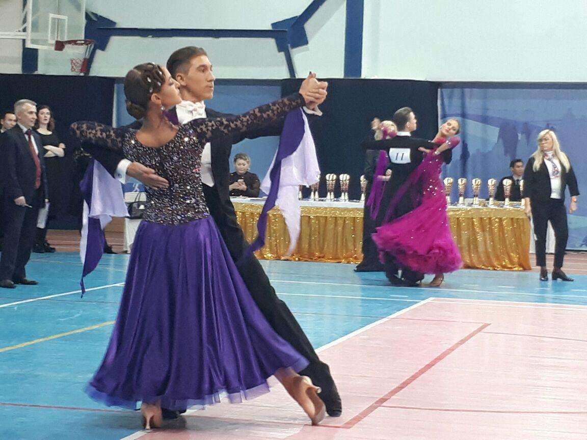 Республиканский турнир и Первенство РС (Я) по танцевальному спорту