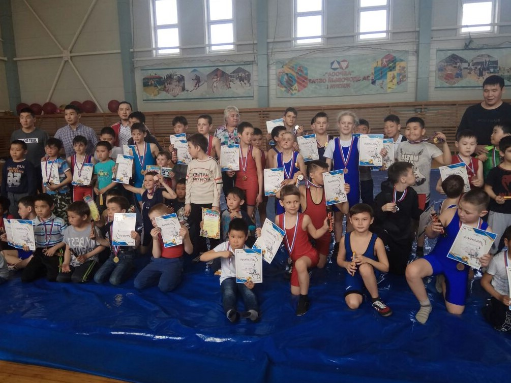 Открытый турнир по вольной борьбе