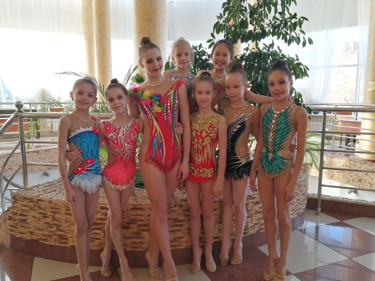 Региональные соревнования «Надежды Сибири» имени заслуженного мастера спорта Ирины Чащиной