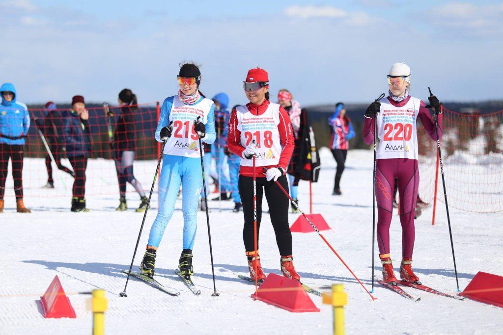 Закрытие лыжного сезона в г. Алдане