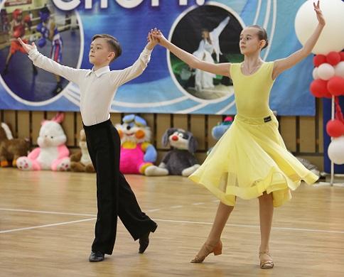 Закрытие сезона – 2018″ по спортивным танцам
