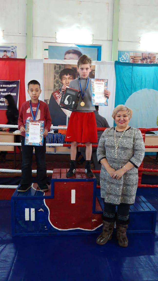 Открытый турнир по боксу памяти К.В. Саввинова