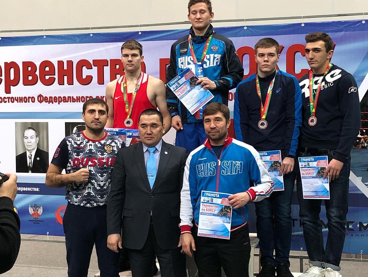 Первенство ДФО по боксу в Забайкальском крае.