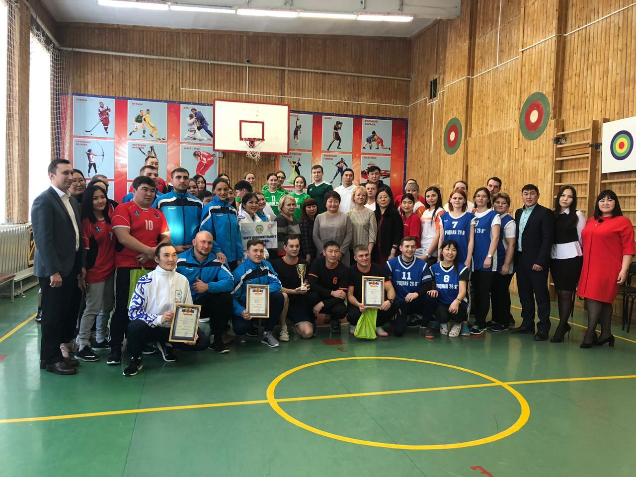 Спортивная квест-игра среди молодых педагогов