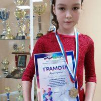 2 Место – Фаткулина Малика и Бузунов Илья